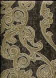 Gianfranco Ferre Home No.1 Wallpaper GF60018 By Emiliana For Colemans